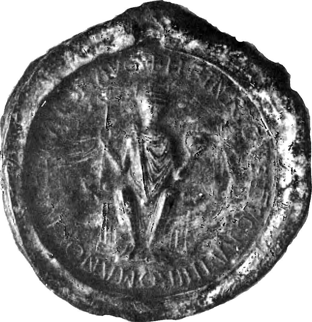 مُهر هاینریش پنجم، هاینریش پنجم(به آلمانی: Heinrich V)(زادهٔ ۱۱ اوت ۱۰۸۶- مرگ ۲۳ مهٔ ۱۱۲۵) از ۱۰۹۹ میلادی پادشاه آلمان و ۱۱۱۱ میلادی امپراتور مقدس روم بود. وی چهارمین و واپسین پادشاه از دودمان زالی بود.