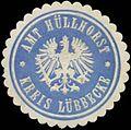 Siegelmarke Amt Hüllhorst Kreis Lübbecke W0345900.jpg