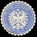 Siegelmarke Filiale der Schwarzburgischen Landesbank zu Sondershausen in Suhl W0234873.jpg