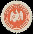 Siegelmarke K.Pr. Feldzeugmeisterei W0379415.jpg