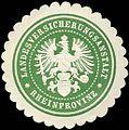 Siegelmarke Landesversicherungsanstalt - Rheinprovinz W0224840.jpg