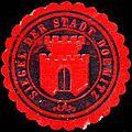 Siegelmarke Siegel der Stadt Doemitz W0221624.jpg