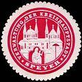 Siegelmarke Verwaltung der Kreishauptstadt - Speyer W0237465.jpg
