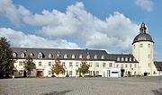 Siegen Unteres Schloss Kurlaender Fluegel