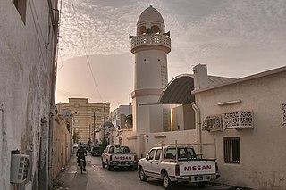 Najma (Doha) District in Ad-Dawhah, Qatar