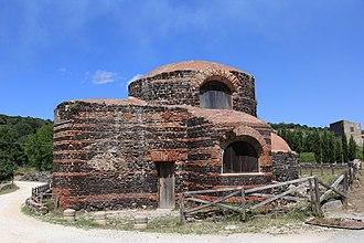 Byzantine Sardinia - Church of Nostra Segnora de Mesumundu, Siligo