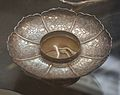 Silver Candleholder Used by Abanindranath Tagore - Bichitra Bhavan - Jorasanko Thakur Bari - Kolkata 2015-08-04 1698.JPG