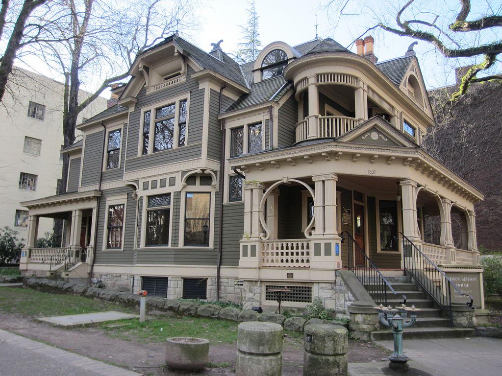 Simon Benson House, PSU, Portland