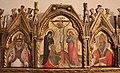 Simone dei crocifissi, polittico dai ss. leonardo e orsola, 1385-90 ca. 03.jpg