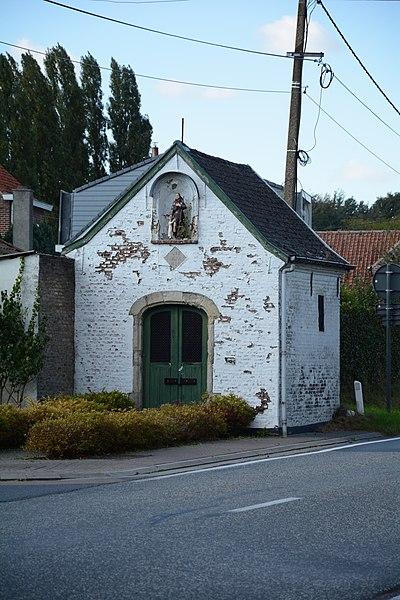 Sint-Rochuskapel, Geraardsbergse steenweg, Oosterzele