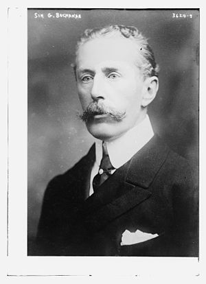 George Buchanan (diplomat) - Sir George William Buchanan in 1915