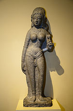 Sculpture of the goddess Sita