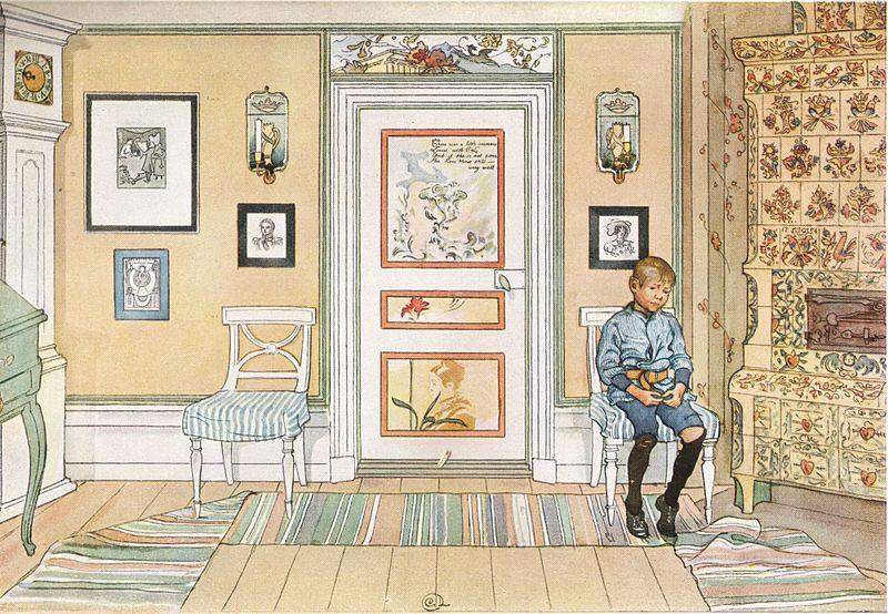 Файл: Skamvrån av Carl Larsson 1894.jpg