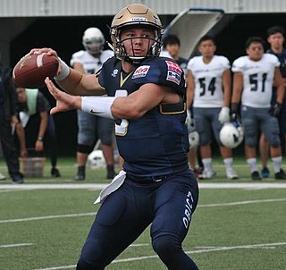 Skyler Howard American football quarterback