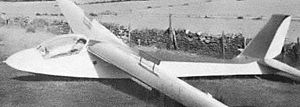 Slingsby Capstan - Slingsby T.49 Capstan in 1966