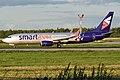 Smartavia, VP-BBD, Boeing 737-8AL (49567047907).jpg