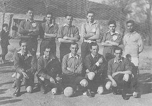 Smyrna F.C. - Smyrna FC 1910's