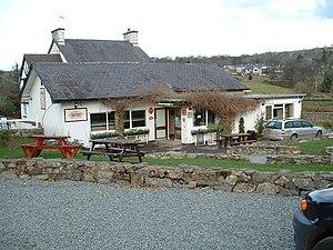 Waunfawr - Image: Snowdonia Parc Inn, Waunfawr geograph.org.uk 360408