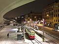 Snowy Night on Urban Loritz Platz Vienna - 05 (8603465767).jpg