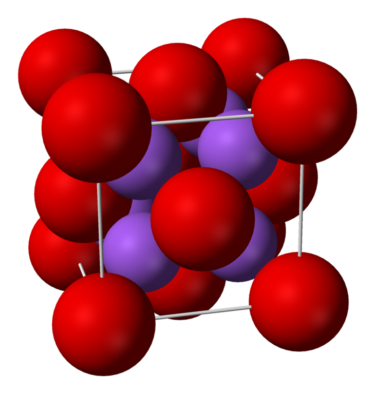 File Sodium Oxide Unit Cell 3d Vdw Png Wikimedia Commons