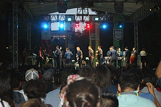Sonora Santanera Musical Band