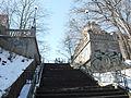 Sopot ulica Sobieskiego – schody.JPG