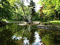 Sosnowiec, park, kon. XIX 02.JPG