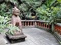 South Gate stairway - Yunnan University - DSC01818.JPG