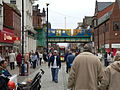 South Shields high street and metro station 01.jpg