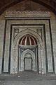 Southern Mihrab - Qila-e-Kuhna Masjid - Old Fort - New Delhi 2014-05-13 2854.JPG