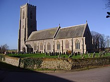 Southrepps Parish Church 30th Jan 2008 (2).JPG