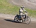 Speedway Extraliiga 22. 5. 2010 - Niko Siltaniemi erän 5 lähdössä.jpg