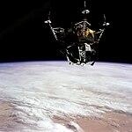 Spider in Earth Orbit - GPN-2000-001106.jpg