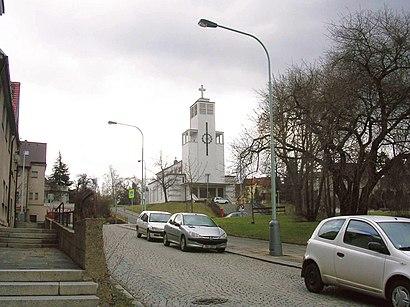 Jak do Roztylské Náměstí hromadnou dopravou - O místě