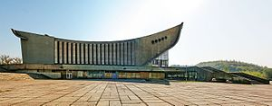 Vilnius Palace of Concerts and Sports - Image: Sportorumai