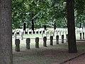 Spremberg Deutsche Kriegsgräberstätte auf dem Georgenberg Feld III 2. Hälfte.JPG