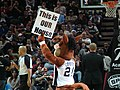 Spurs Coyote sign.JPG