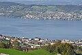 Stäfa - Zürichsee - Wollerau - Feusisberg - Etztel 2010-10-21 15-03-12.JPG