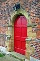 St. Andrew's, Bonby - Doorway - geograph.org.uk - 110866.jpg