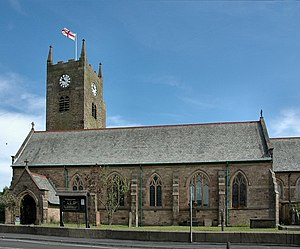 Listed buildings in Blackrod - Image: St. Katherine's geograph.org.uk 1528104