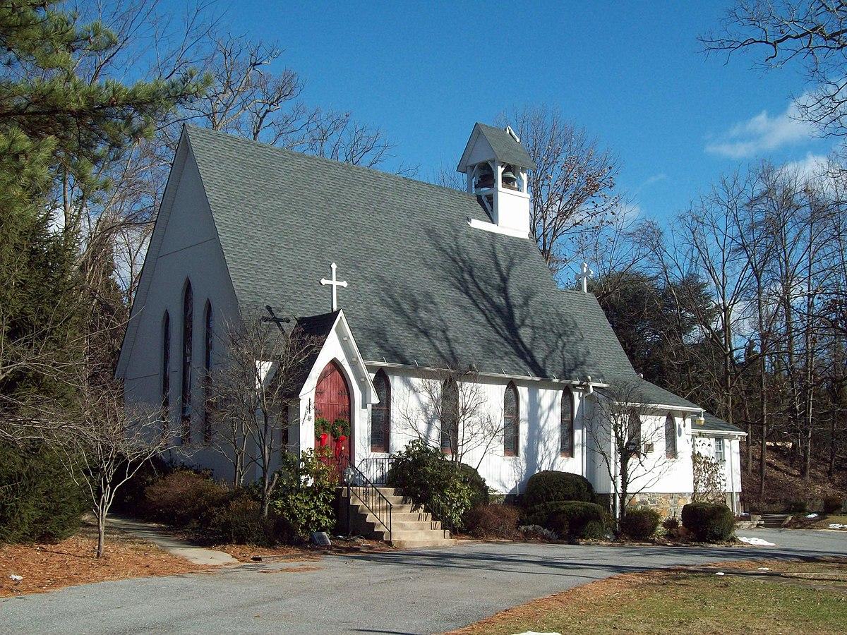 St Mary S Episcopal Church Woodlawn Maryland Wikipedia