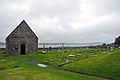 St. Oran's Chapel, Iona, Scotland, Sept. 2010 - Flickr - PhillipC.jpg