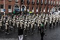 St. Patrick's Day Parade (2013) In Dublin - Purdue University All-American Marching Band, Indiana, USA (8565461763).jpg