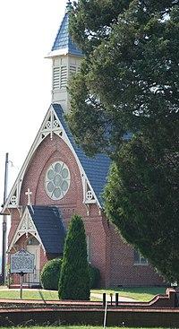 St. Peteer's Church, Queenstown, Maryland.jpg