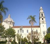 St. Vincent Catholic Church, Los Angeles.JPG