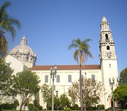 St. Vincent Catholic Church, Los Angeles.JPG