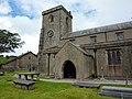 St Andrews Church, Slaidburn, Porch - geograph.org.uk - 2074176.jpg