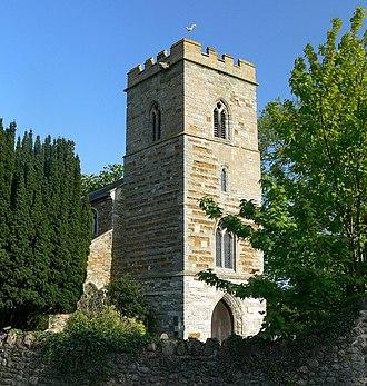 Saddington - St Helen's Church, Saddington