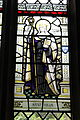 St Hilda (Stained glass, Chester Cathedral).JPG
