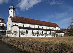 St Johannes Baptist Baindt